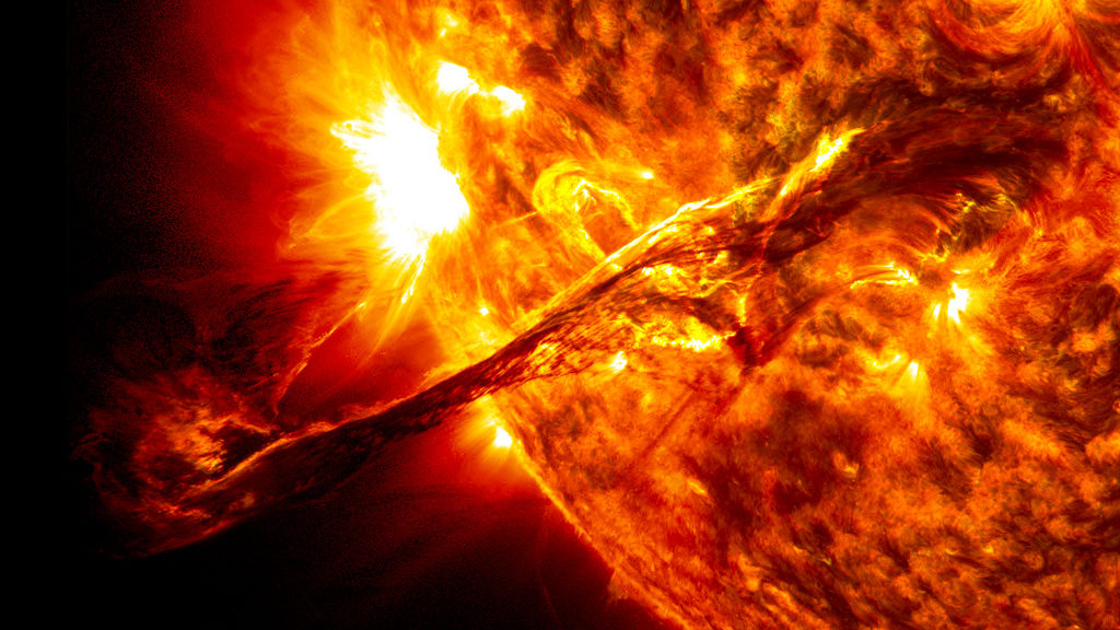 Solar Flares and Consciousness | Healing Energy Tools