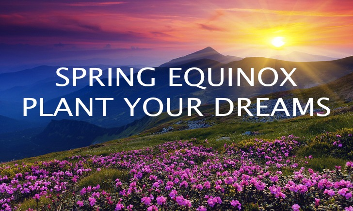 Spring Equinox, Planting the Garden of Your Soul