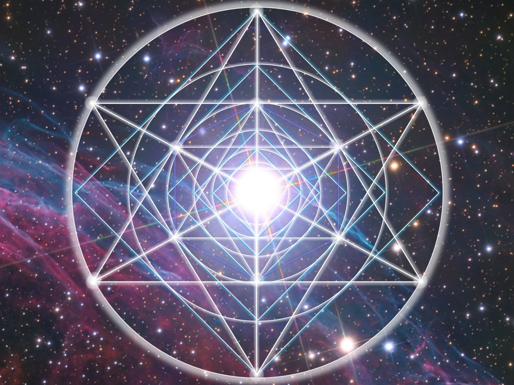 The Crystallizing Process of the Fifth Dimensional Merkaba