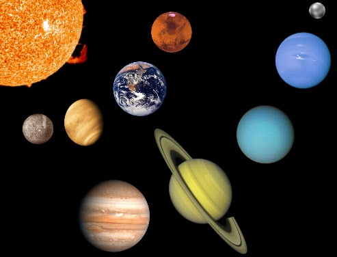 Governing Planets in the Human Body