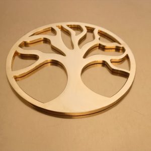 World Tree – Tree of Life Gold 24k Plated Tool