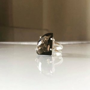 Ride the Wave Ring Sterling Silver 925